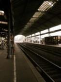 ドイツ・ボン中央駅