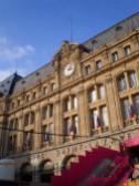 パリ:サン・ラザール駅:外観