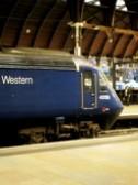 ロンドン Paddington 駅