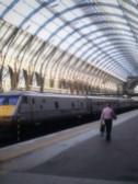 ロンドン:キングス・クロス駅