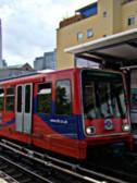 DLR(ドックランズ・ライト・レイルウェイ)車両