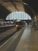 ロンドン・パディントン駅:ヒースロー・エクスプレス