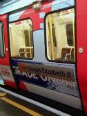 ロンドン地下鉄『エリザベス2世号』