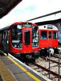 ロンドン地下鉄 Wimbledon 駅