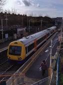 ロンドン Upper Holloway 駅
