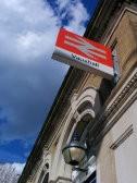 ロンドン Vauxhall 駅
