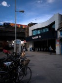 ロンドン Earlsfield 駅