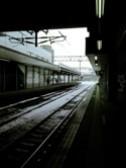 JR 北海道函館本線手稲駅の風景(1)